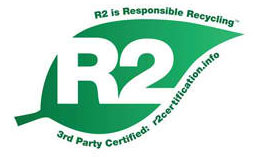 R2 Solutions Certified ...Promoting environmentally responsible practices throughout the electronics recycling industry.